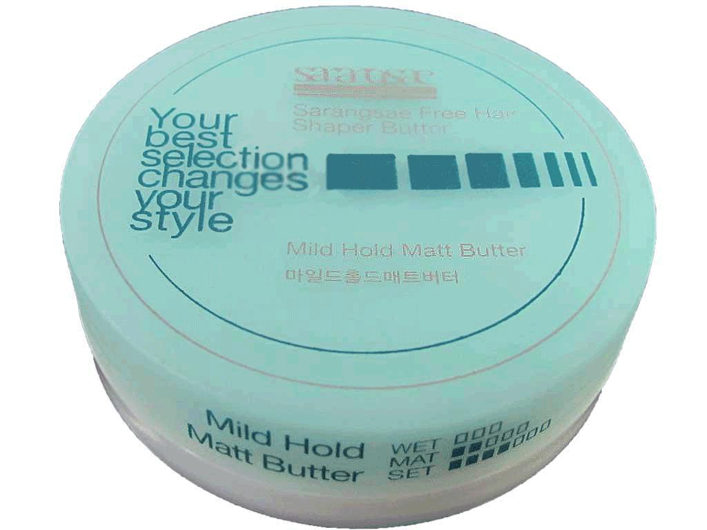 Масло смоляное средней фиксации мягкое матирующее