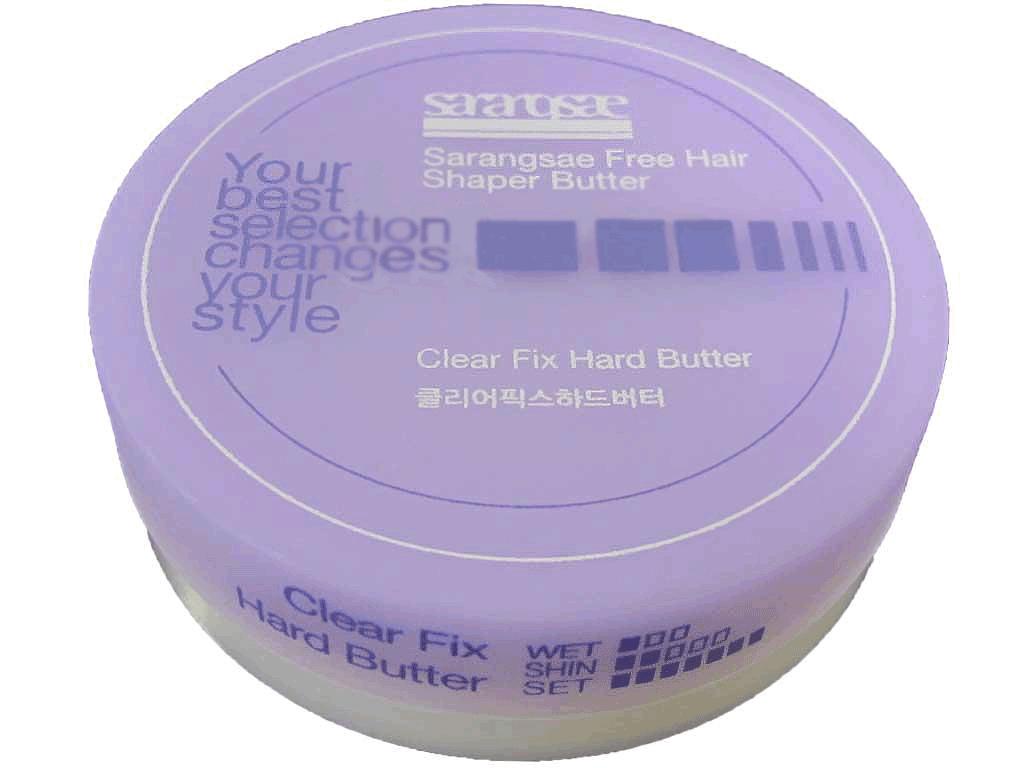 Масло гелевое сверхсильной фиксации для блеска волос