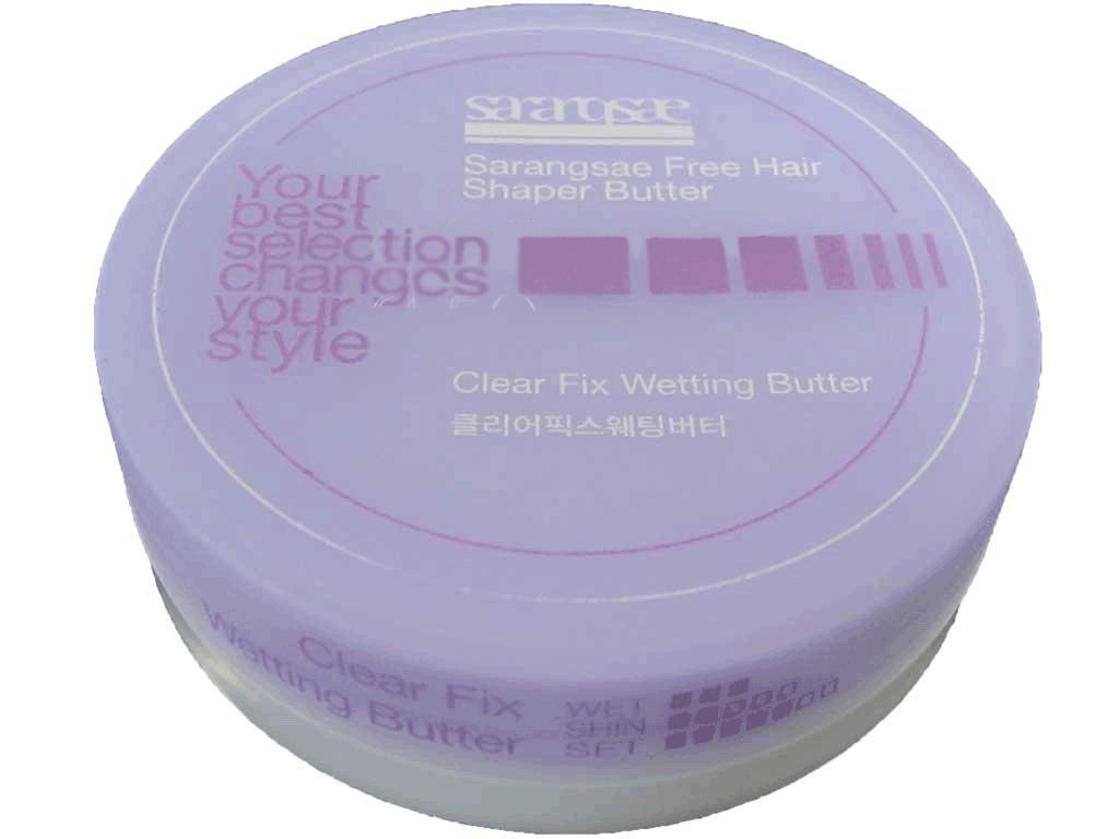 Масло гелевое средней фиксации для эффекта мокрых волос, 80 г